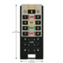 Descriere: Tastatura-Telecomanda bi-directionala