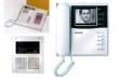 Descriere: Videointerfoane alb/negru digitale Commax